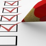 The Strategy of Checklists