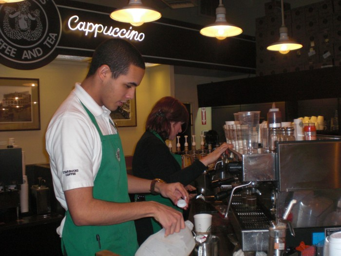 Starbucks Training Program